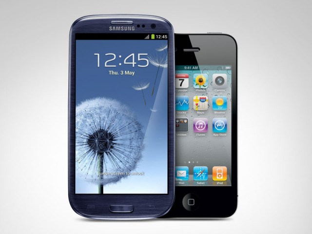 iphone samsung