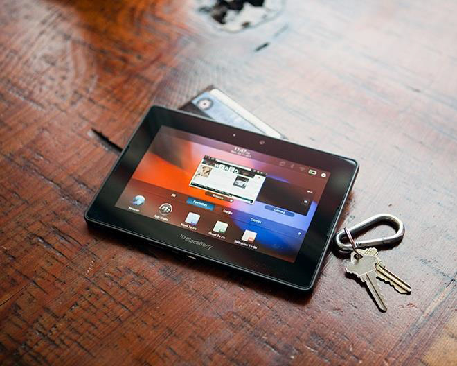 blackberry bbm playbook