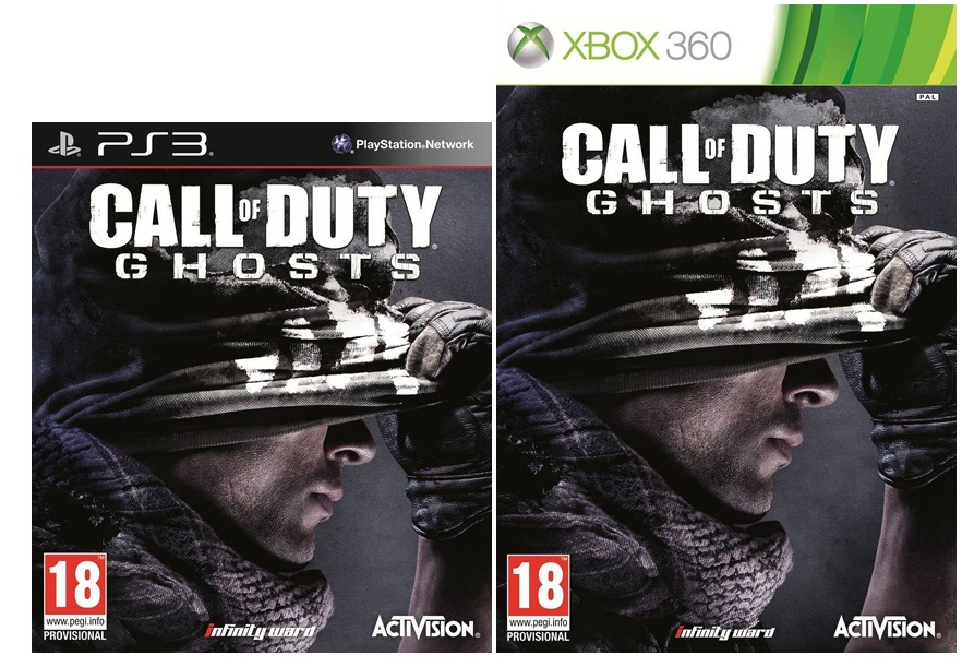 Call of Duty Ghost Icon Call of Duty Ghosts 1