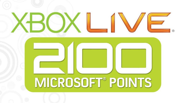 Xbox Microsoft Points
