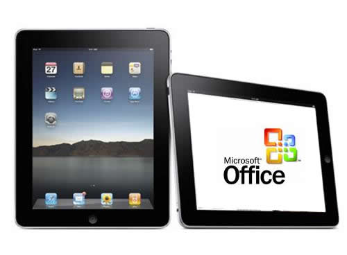 MS-Office-iPad