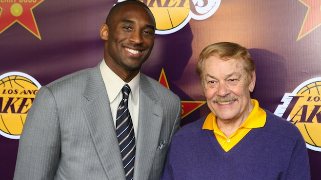 LA Lakers Looking For A New Guardian After Jerry Buss - Webmuch